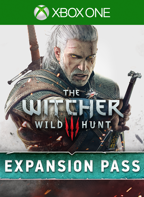 The Witcher 3 : Expansion Pass boxshot