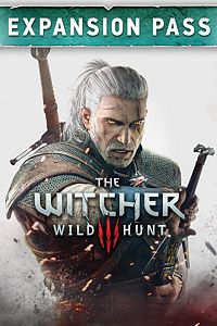 Carátula para el juego The Witcher 3: Wild Hunt Expansion Pass de Xbox One