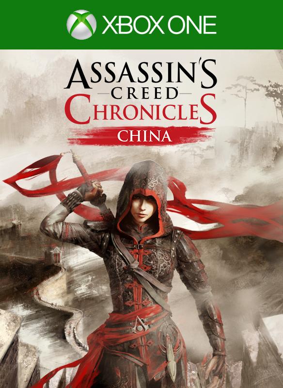 Assassin's Creed® Chronicles: China image de la boîte