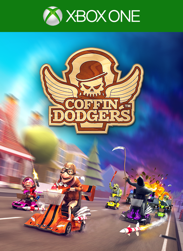 Coffin Dodgers boxshot