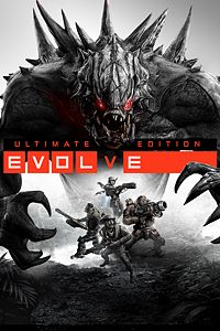 Carátula del juego Evolve Ultimate Edition para Xbox One