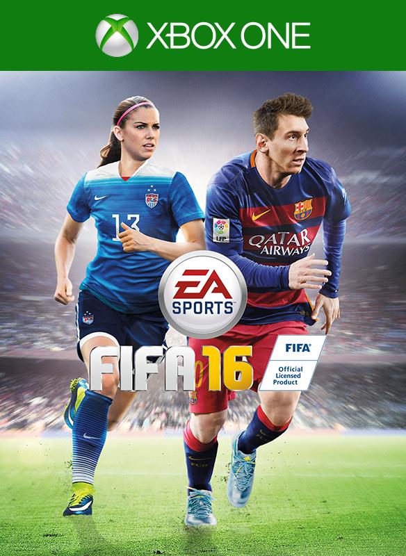 EA SPORTS™ FIFA 16 boxshot