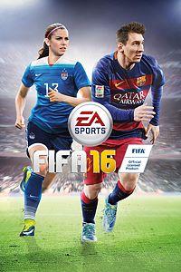 Carátula del juego EA SPORTS FIFA 16