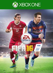 EA SPORTS  FIFA 16 boxshot