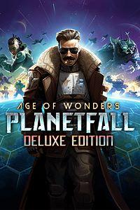 Carátula para el juego Age of Wonders: Planetfall Deluxe Edition de Xbox 360