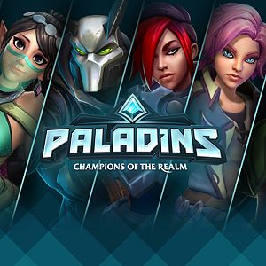 Paladins Champions Pack Xbox One