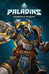 Carátula para el juego Paladins Champions Pack de Xbox 360