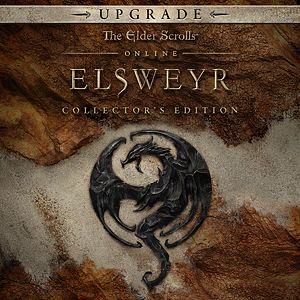 The Elder Scrolls Online: Elsweyr Collector's Ed. Upgrade Xbox One