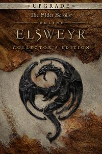 Carátula del juego The Elder Scrolls Online: Elsweyr Collector's Ed. Upgrade - Pre-purchase