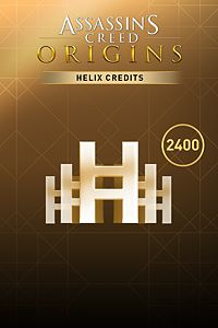 Carátula del juego Assassin's Creed Origins - Helix Credits medium Pack