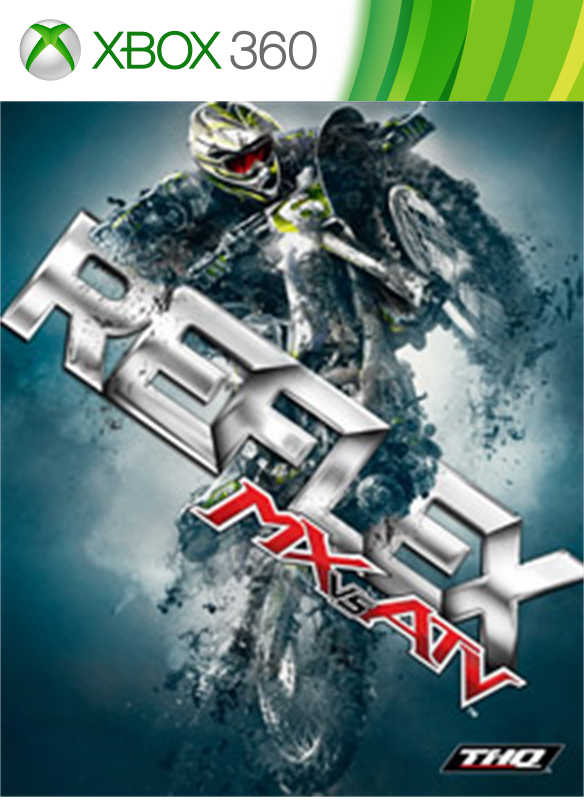 MX vs ATV Reflex boxshot