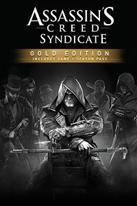 Carátula para el juego Assassin's Creed Syndicate Gold Edition de Xbox One