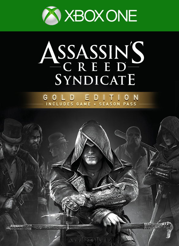 Assassin's Creed Syndicate Gold Edition boxshot
