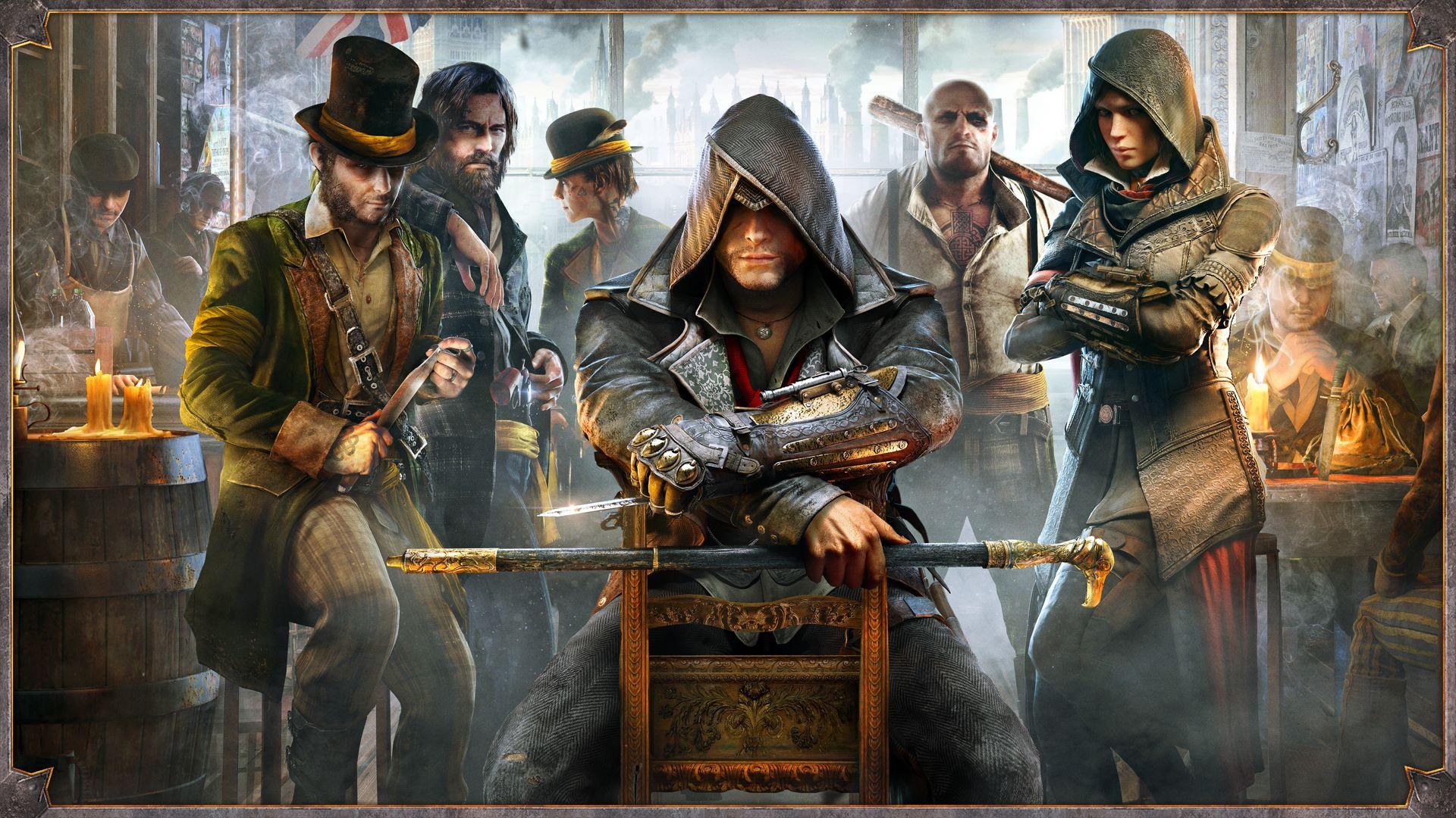 Assassin's Creed® Синдикат Gold Edition