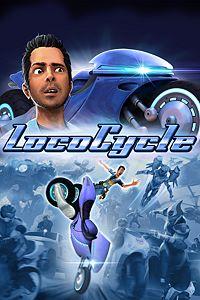 Carátula para el juego LocoCycle de Xbox 360