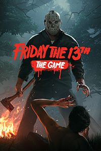 Carátula del juego Friday the 13th: The Game