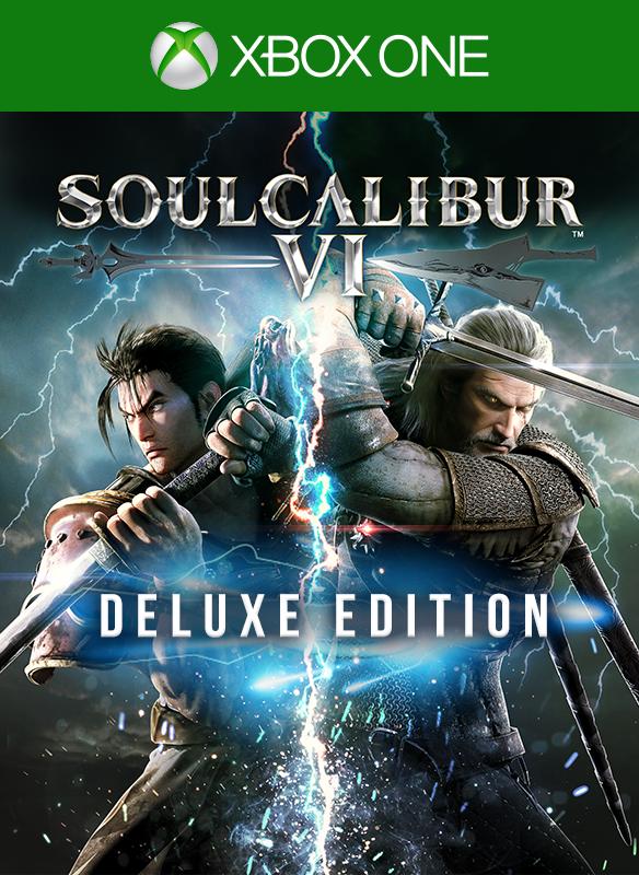Edición de Lujo de SOULCALIBUR Ⅵ boxshot