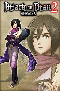 Carátula del juego Additional Mikasa Costume, Ninja