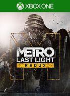 Metro: Last Light Redux boxshot