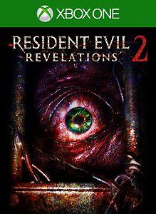Resident Evil Revelations 2 - Three: Judgment boxshot