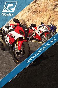 Carátula del juego Yamaha Historical Bikes