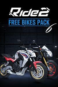 Carátula del juego Ride 2 Free Bikes Pack 6