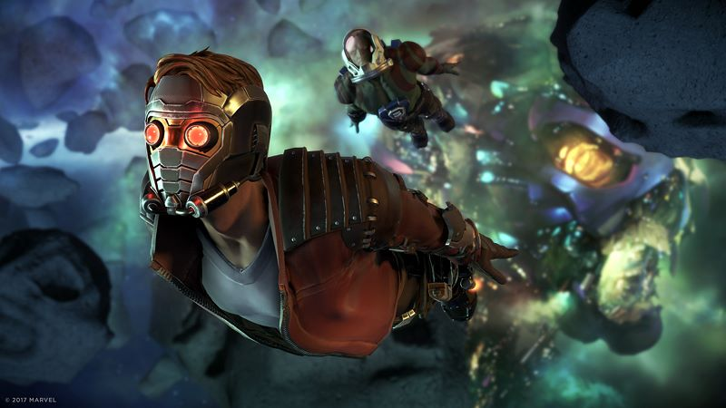 Marvel's Guardians of the Galaxy: The Telltale Series - Episode 1 Screenshot