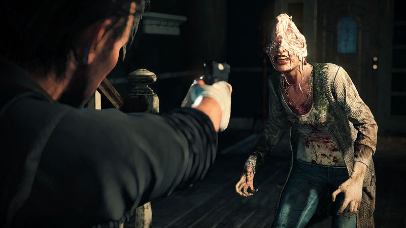 The Evil Within® 2 Screenshot