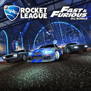 Bundle contenuti scaricabili Rocket League® - Fast & Furious™ Xbox One