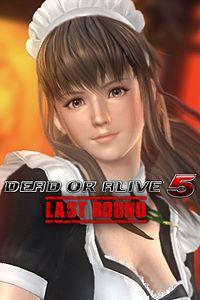 Carátula del juego DEAD OR ALIVE 5 Last Round Hitomi Maid Costume