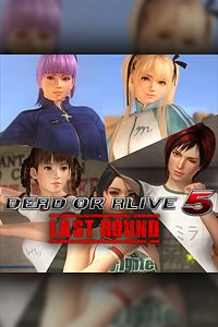 Carátula del juego DEAD OR ALIVE 5 Last Round Training Gear Set