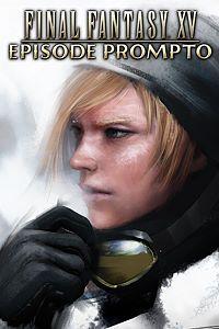 Carátula del juego FINAL FANTASY XV: EPISODE PROMPTO