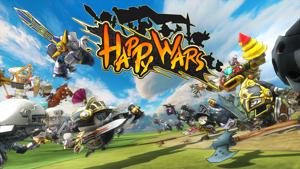 Happy Wars Art