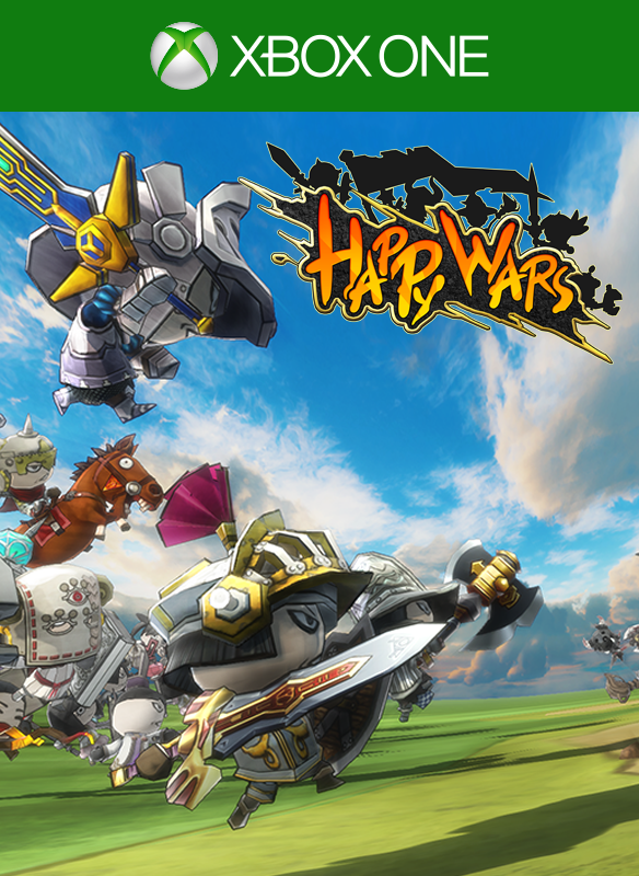 Happy Wars boxshot
