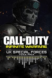 Carátula del juego Call of Duty: Infinite Warfare - UK S.F. VO Pack