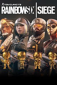 Carátula del juego Tom Clancy's Rainbow Six Siege: Pro League All Sets