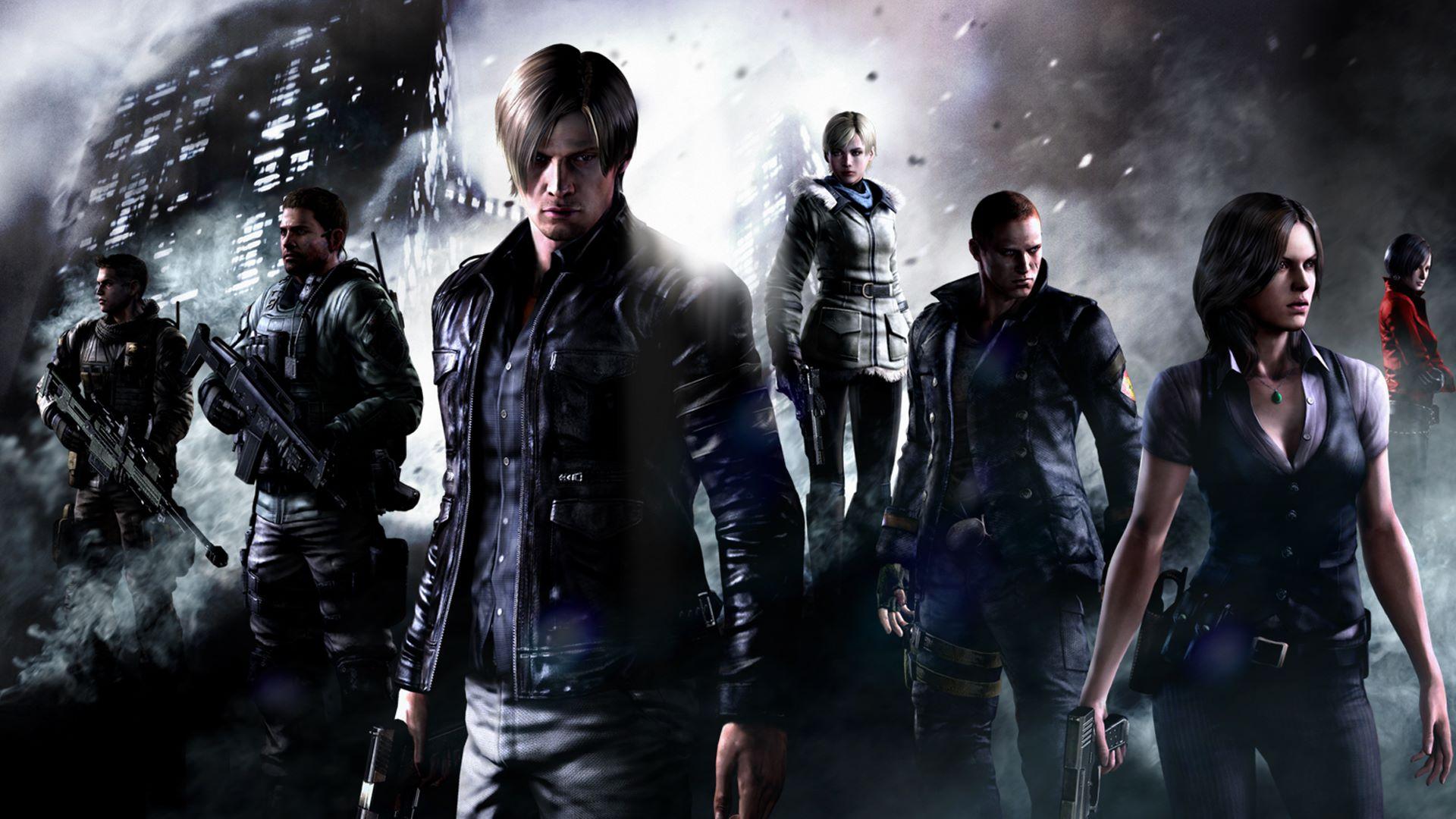 Buy Resident Evil 6 Microsoft Store Revelations Ps4 Region 3 English
