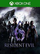 Resident Evil 6 boxshot