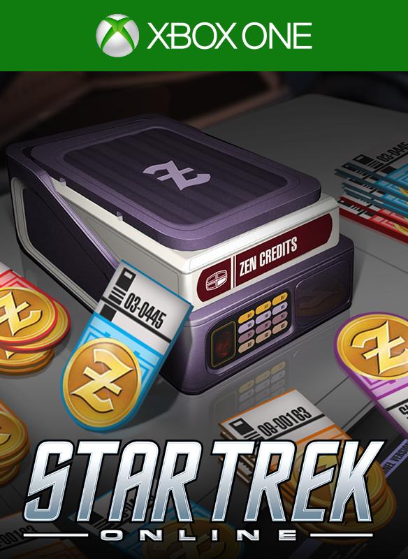 1000 Star Trek Online Zen boxshot