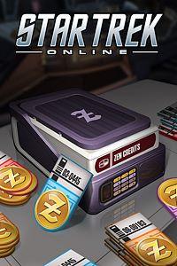 Carátula del juego Star Trek Online: 1000 Zen