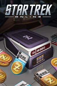 Carátula del juego Star Trek Online: 1000 Zen para Xbox One