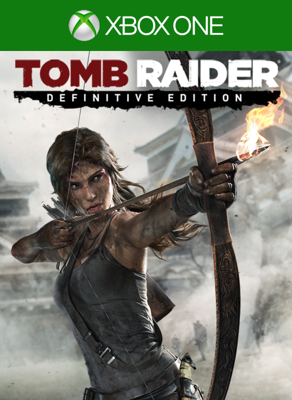 Tomb Raider: Definitive Edition boxshot