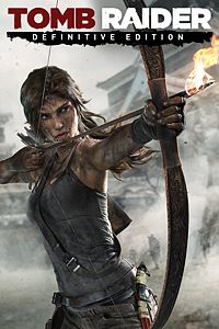 Carátula del juego Tomb Raider: Definitive Edition