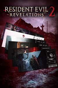 Carátula del juego Resident Evil Revelations 2 - Season Pass