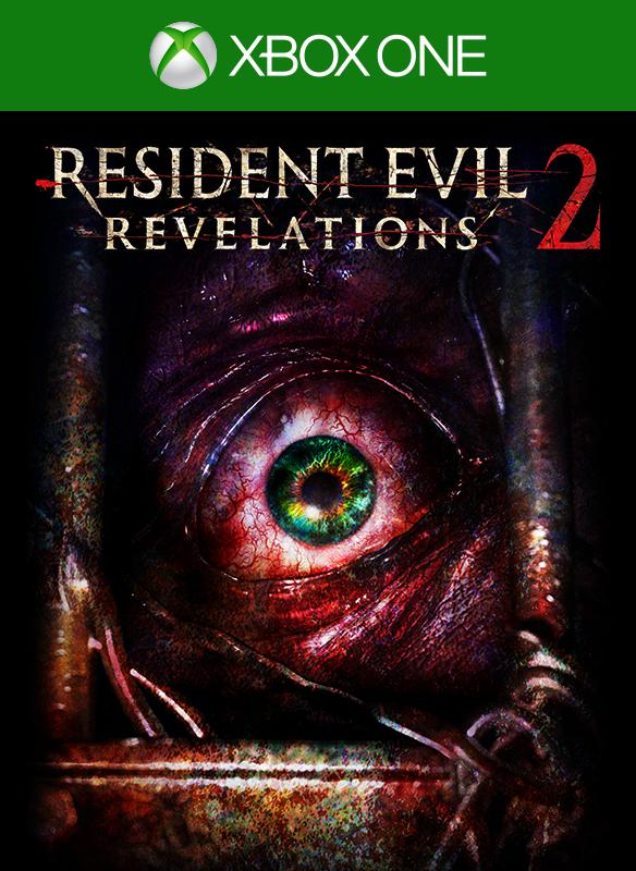 Resident Evil Revelations 2 Season Pass boxshot