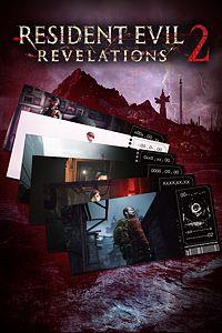 Carátula del juego Resident Evil Revelations 2 - Season Pass
