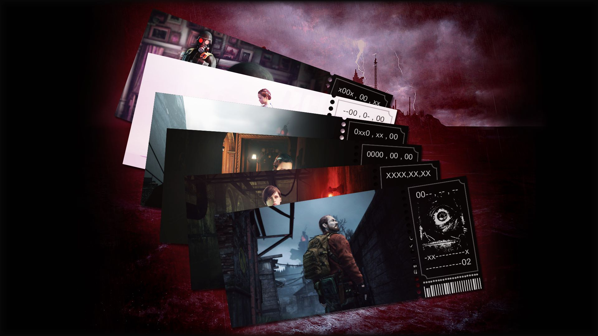 Season Pass для Resident Evil Revelations 2