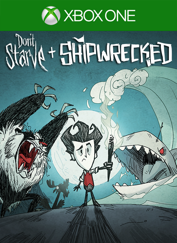 Don't Starve: Giant Edition + Shipwrecked Expansion boxshot