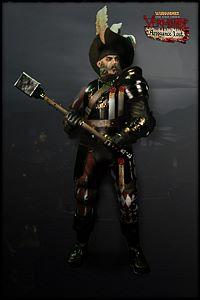 Carátula del juego Warhammer Vermintide - Kruber 'Carroburg Livery' Skin
