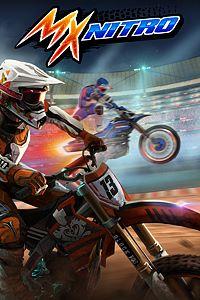 Carátula del juego MX Nitro